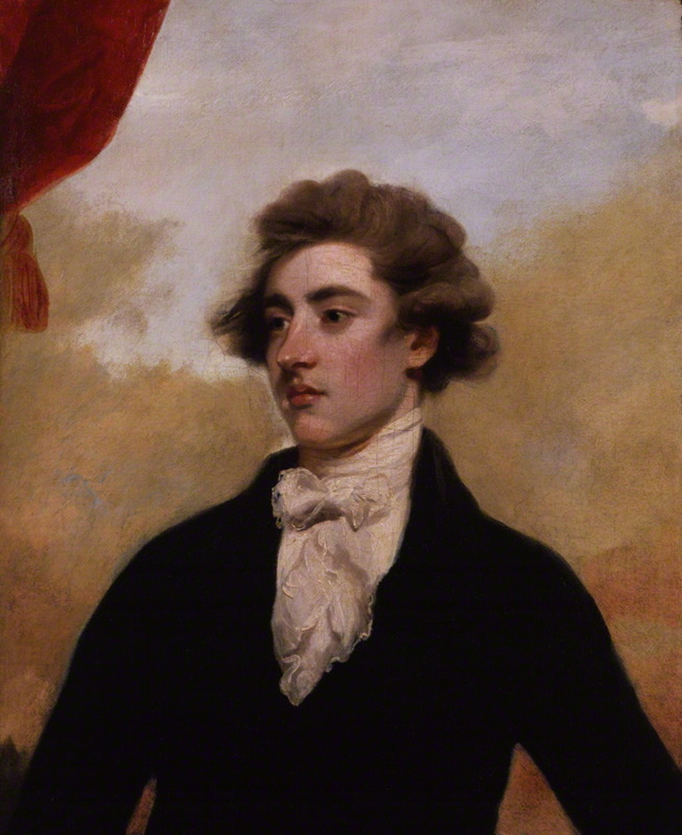 William Thomas Beckford.