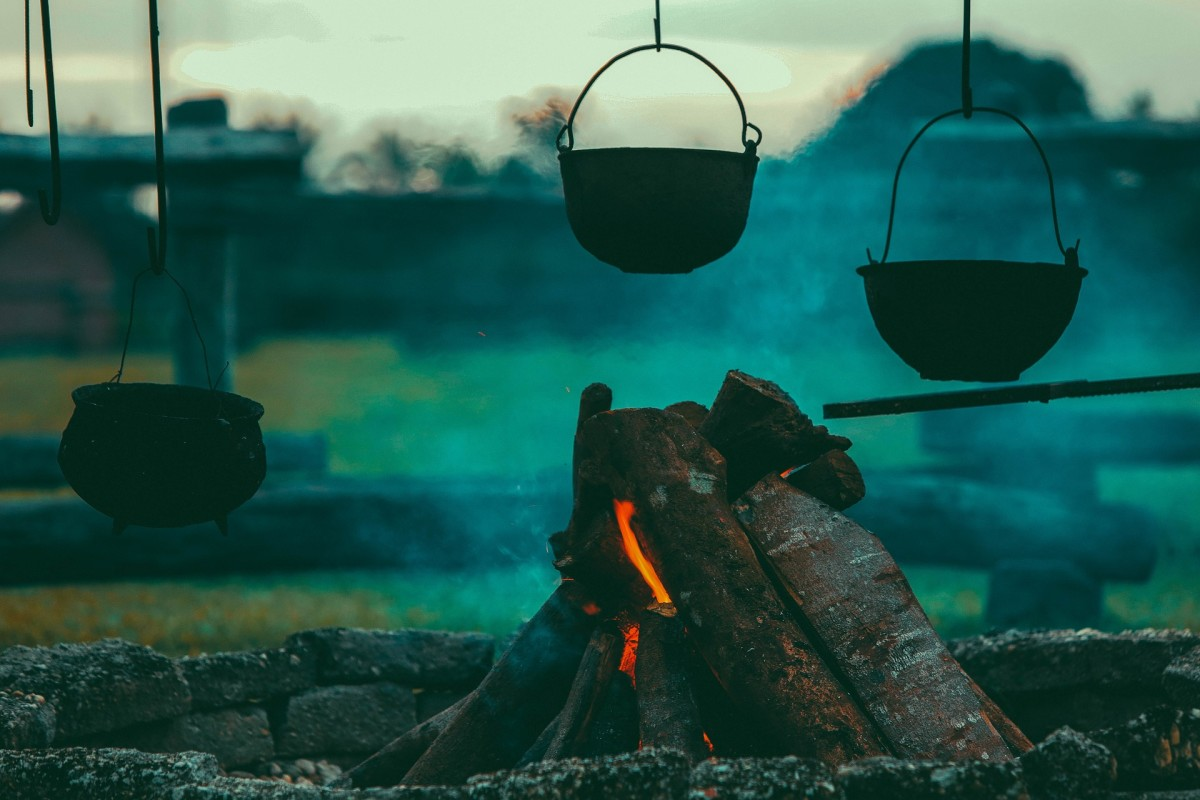 Cauldron Pateela
