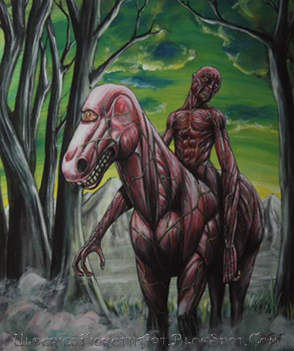 The Nuckelavee uploaded by RUBENHC to MythologyWikia