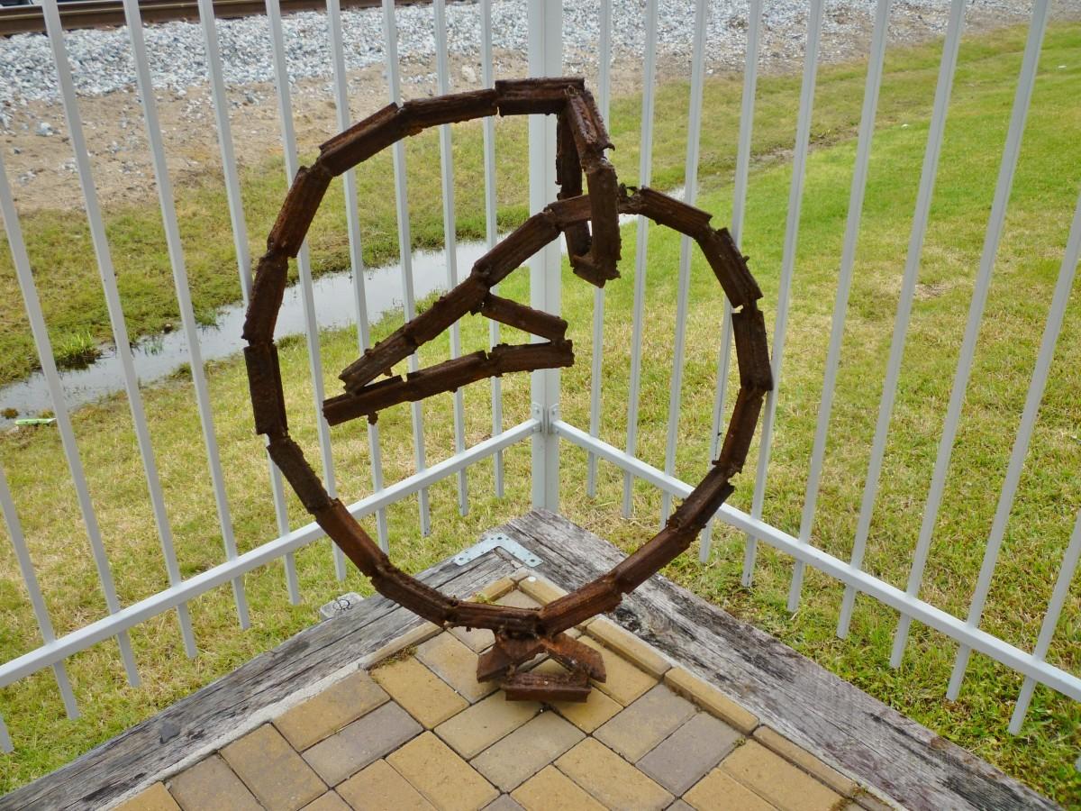 Sculpture by Felipe Lopez