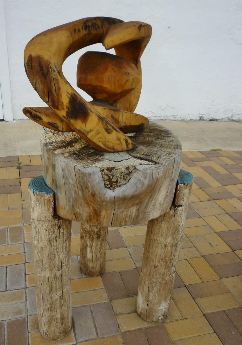 Sculpture by James Phillips