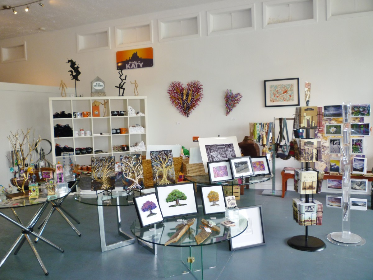 KCAM gift shop
