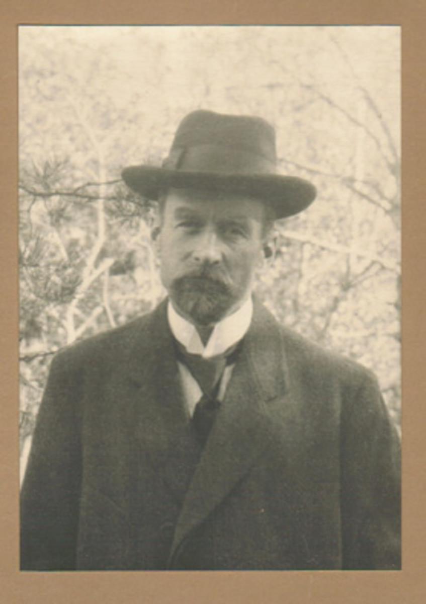 Helge von Koch (1870 - 1924)