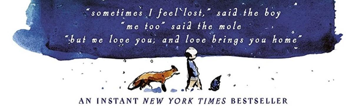 """Sometimes I feel lost,"" said the boy."