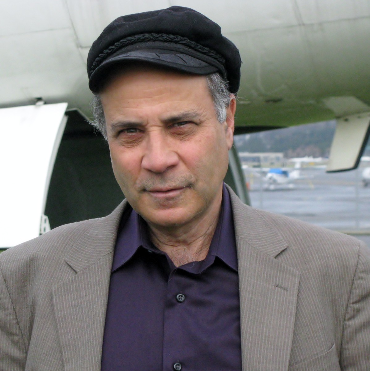 Robert Zubrin (President of the Mars Society): Determined to go
