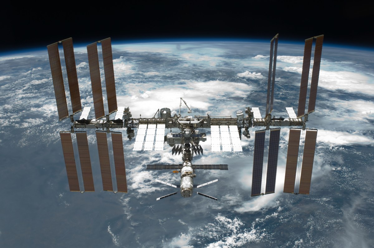 The ISS (International Space Station) as testing ground