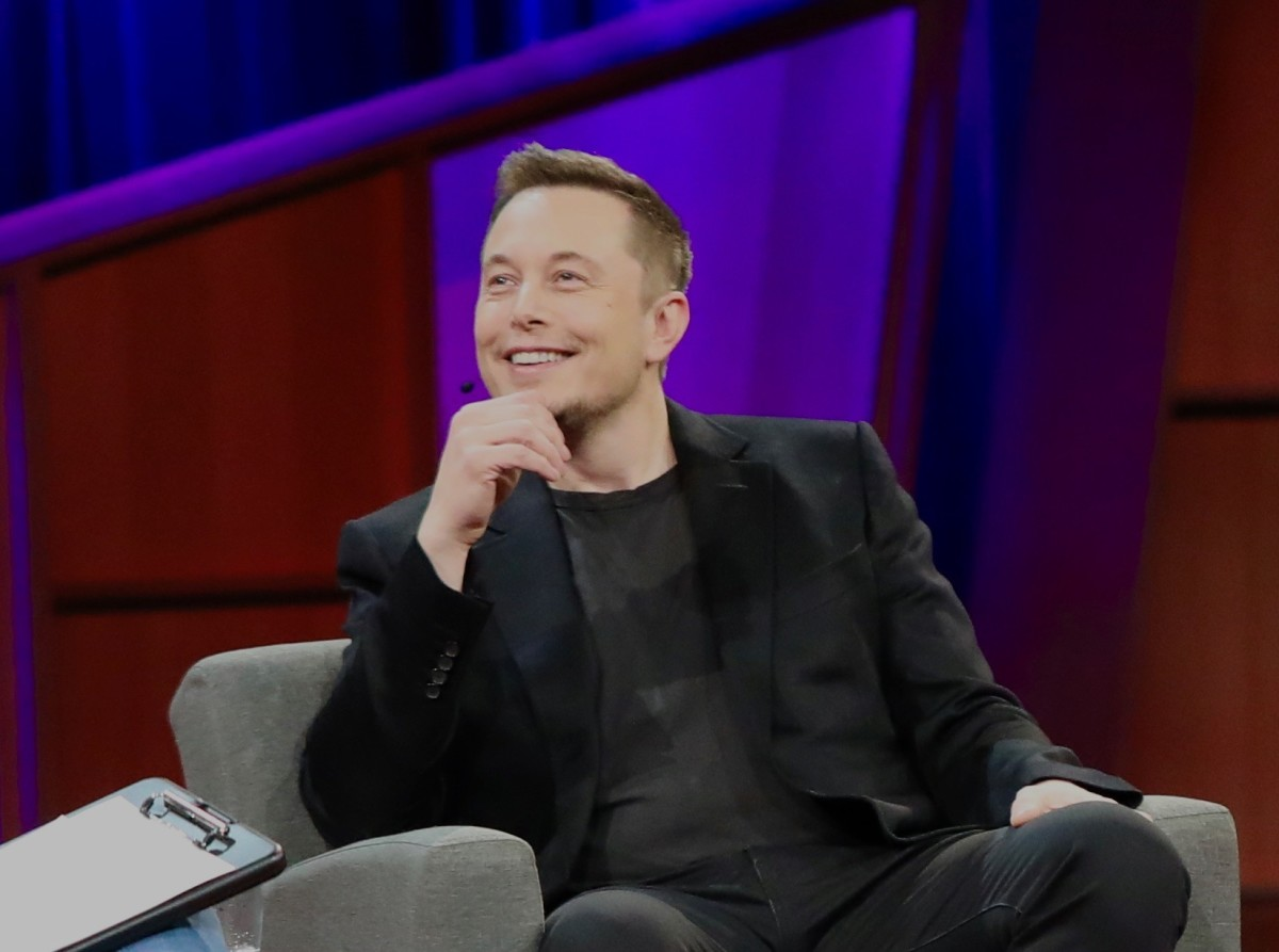 Elon Musk dreaming about Mars
