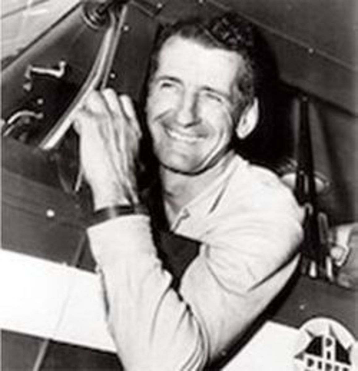 Max Conrad, Aviator and Hero of the Amistice Day Storm