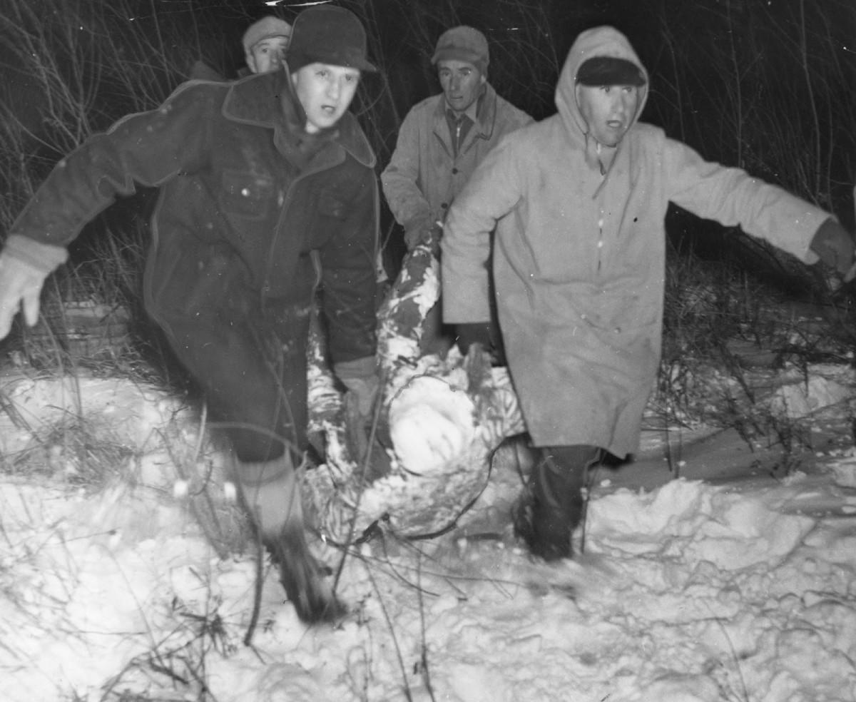 Frozen Duck Hunters