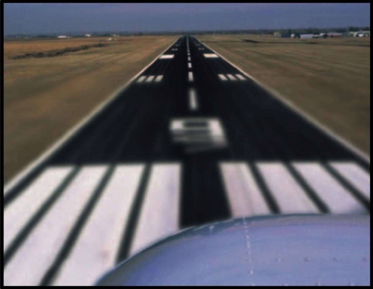 Landing Error Sight Picture