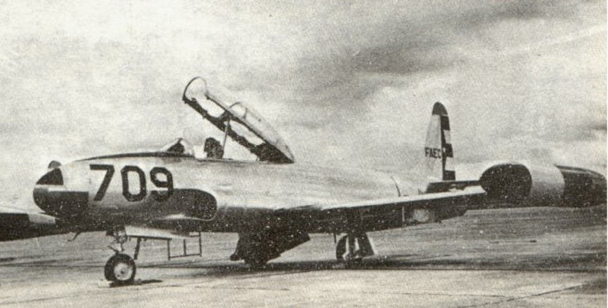 Castro's T-33 fighters