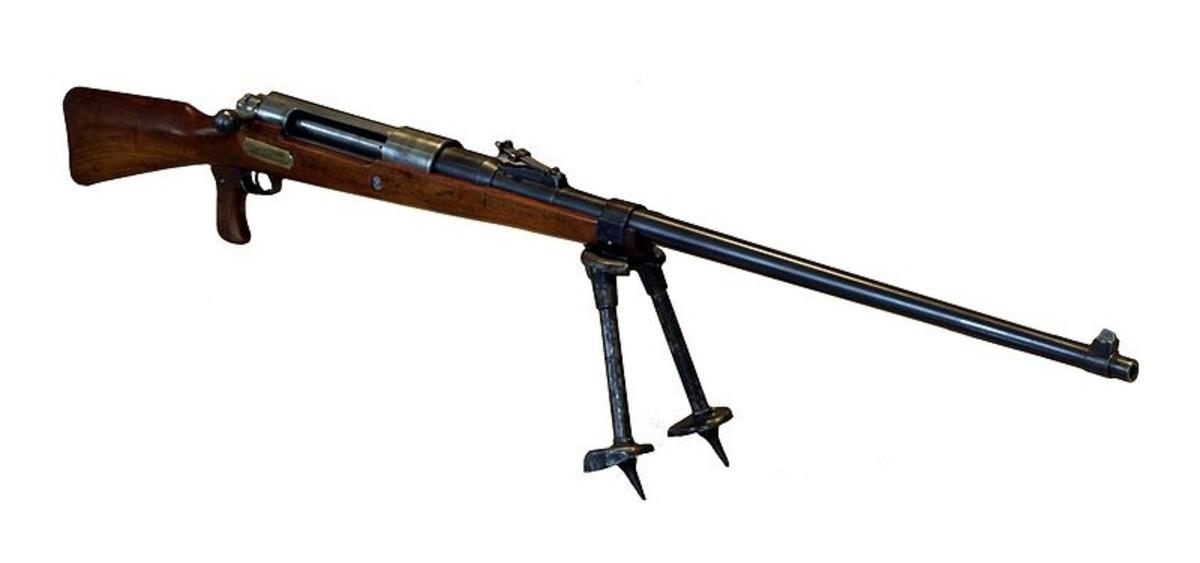 Mauser Mod. 1918 13.2 mm Tankgewehr