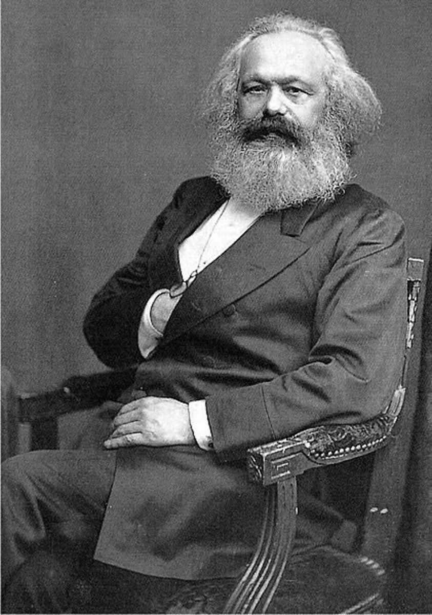 Karl Marx's Communist Manifesto outlined an alternative to the way civilisation had operated up until that point.