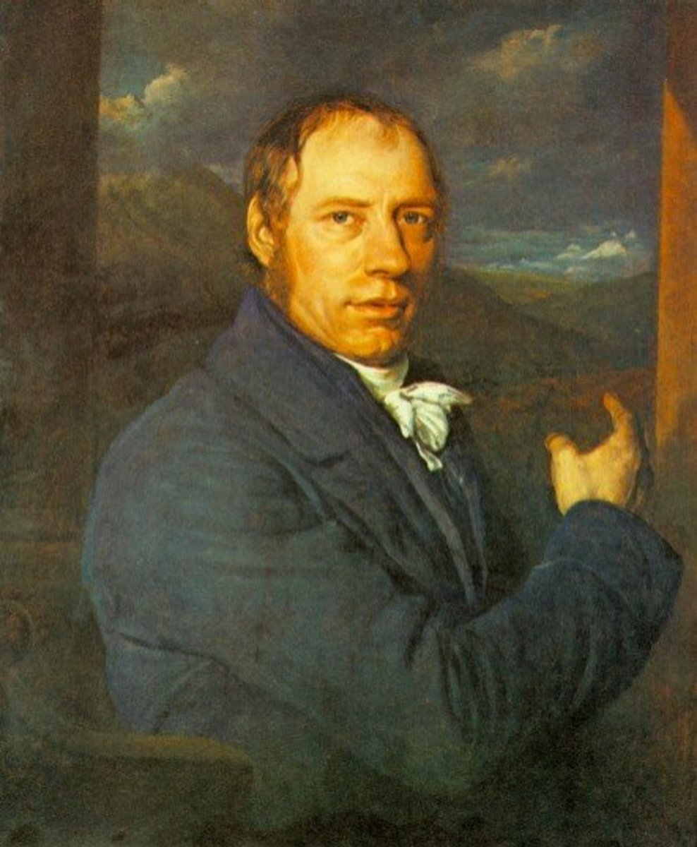 Richard Trevithick's steam locomotives transformed humanity into a true force of nature. By relentlessly collecting natural raw materials, we began competing with the Earth itself.