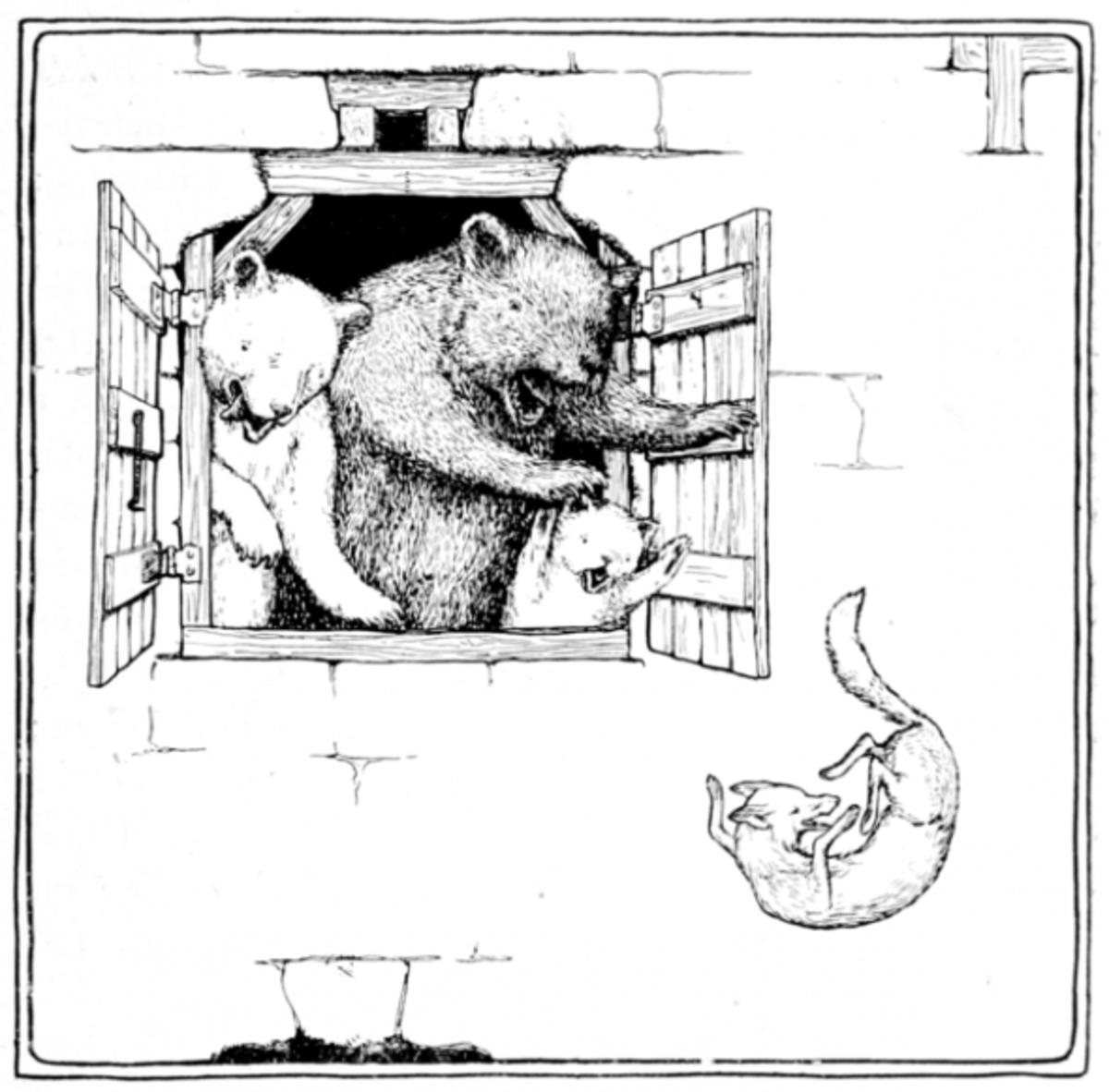 Three Bears by John Dixon Batten