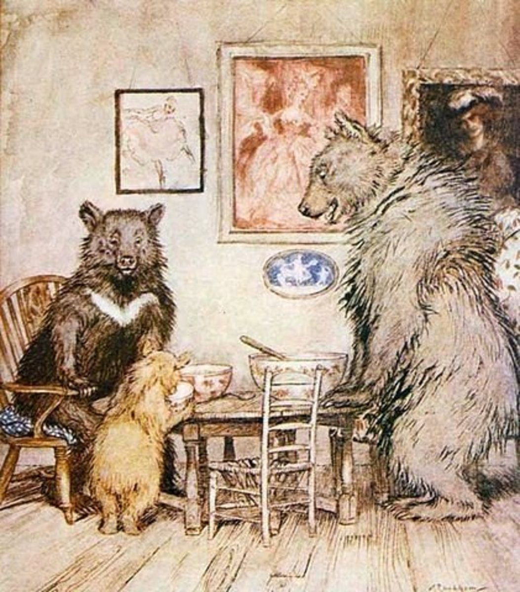 Illustration by Arthur Rackham, source: Gutenberg.org