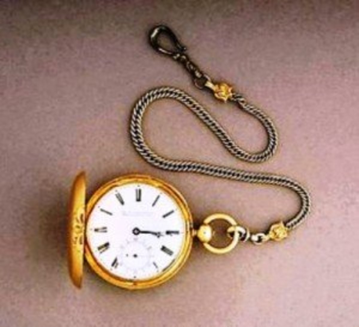 President Lincoln's Watch
