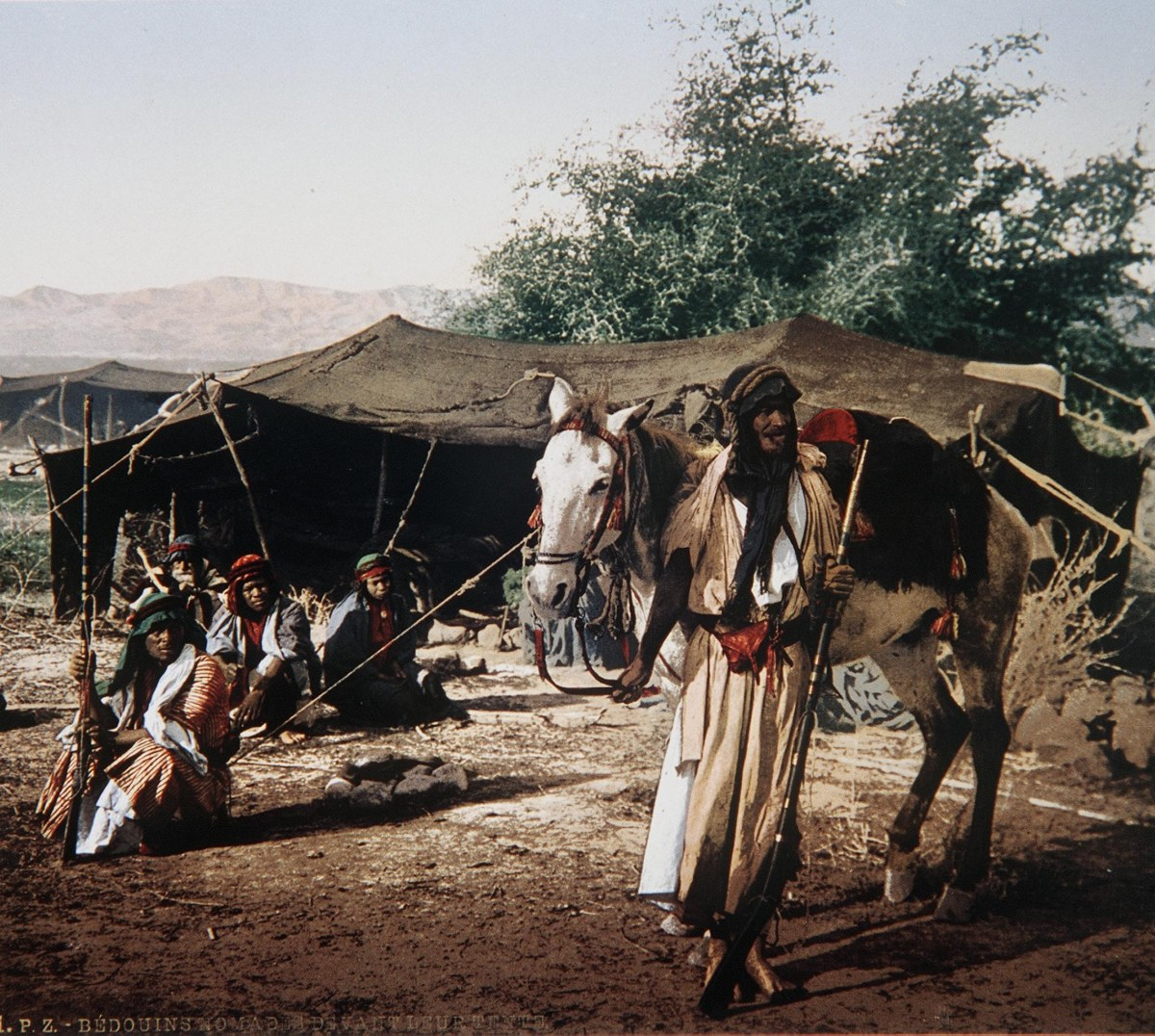 Late 19th Century Bedouins.