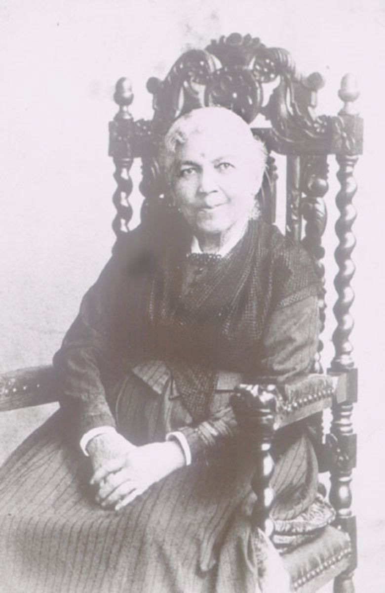 Harriet Ann Jacobs, 1813-1897