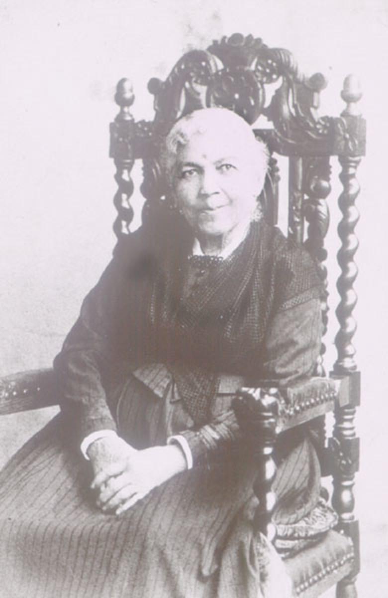 Harriet Ann Jacobs, 1813-1897
