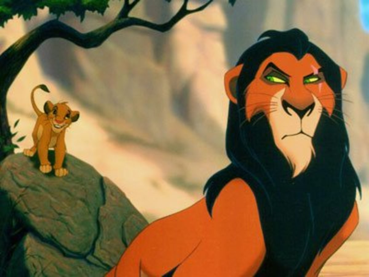Both the lives of Simba and Hamlet are profoundly changed by their uncles.