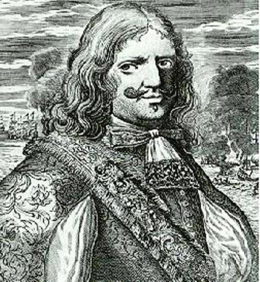Captain Henry Morgan, 18th-Century Pirate of the Caribbean