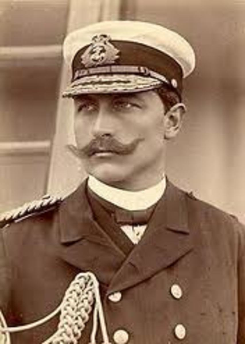 """It made me laugh so hard that it ruffled my mustache."" -German Kaiser, presumably"