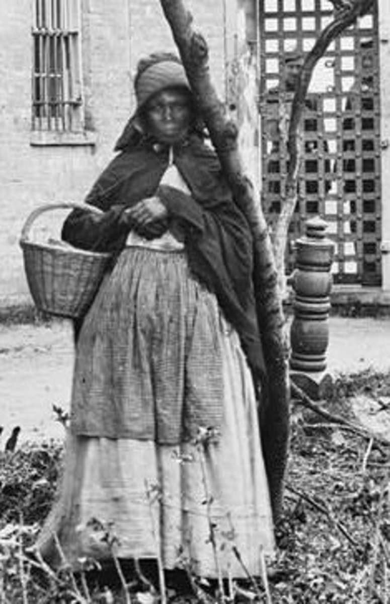 Slave women may have provided for cheap and accessible test subjects for doctors and researchers conducting morally iffy experiments.