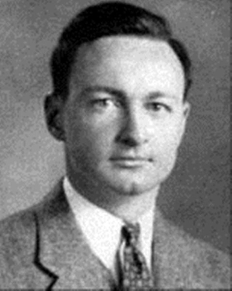 Lt. Wood at Princeton