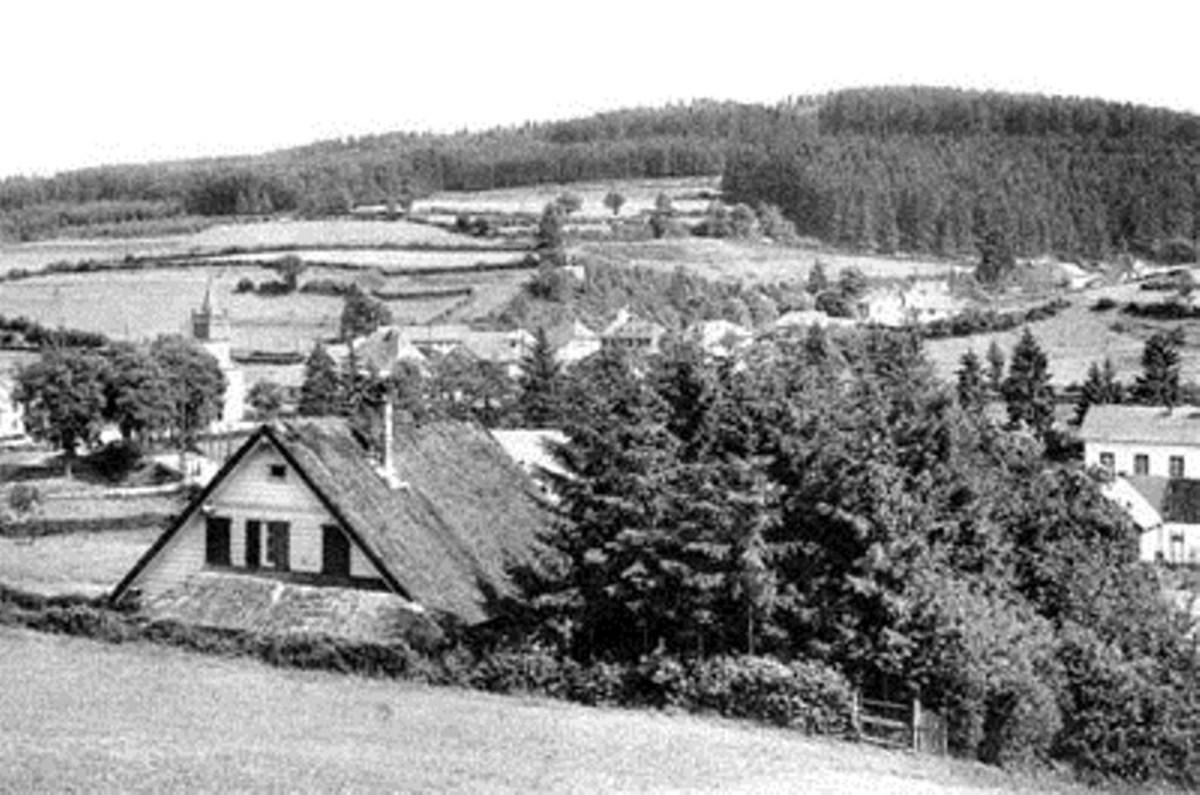 Schonberg just prior to the War.