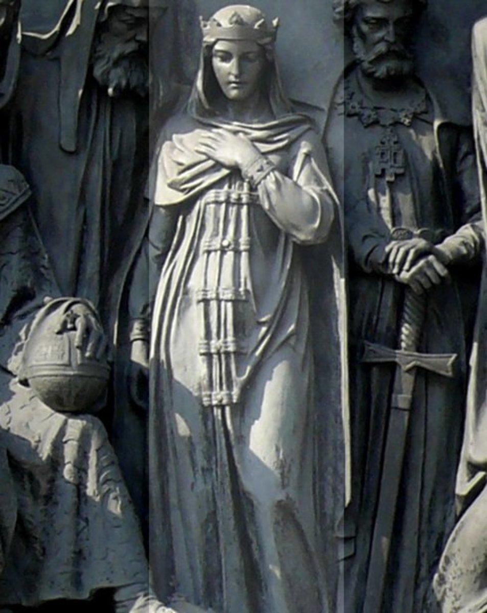 Anastasia Romanovna, 1st wife of Ivan IV.