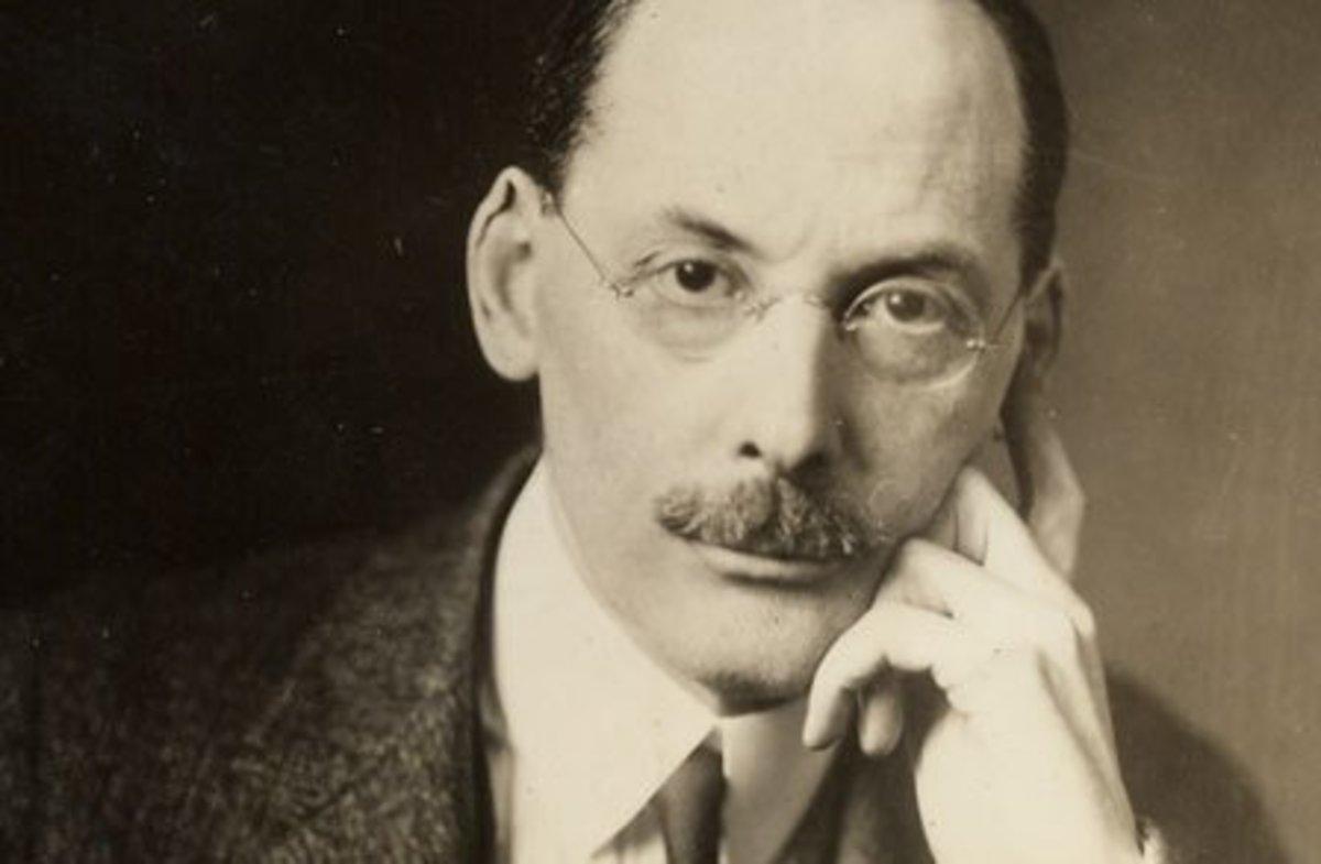 "Edwin Arlington Robinson, the author of ""Richard Cory."""