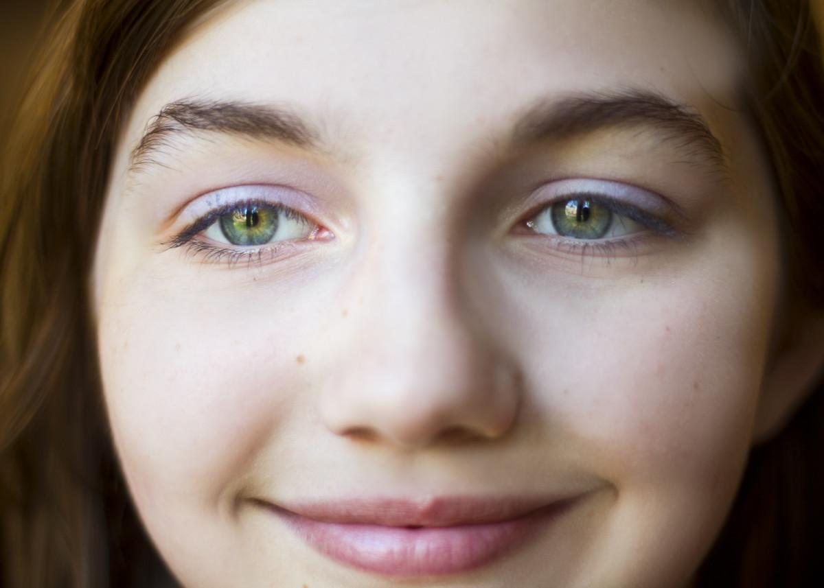 Rarest Eye Color In Humans Owlcation Education