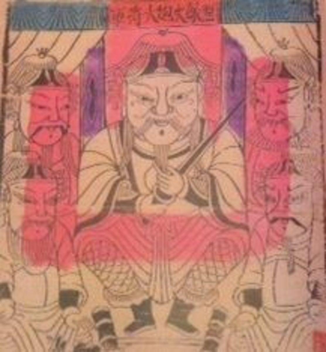 god of fireworks Lin Tian