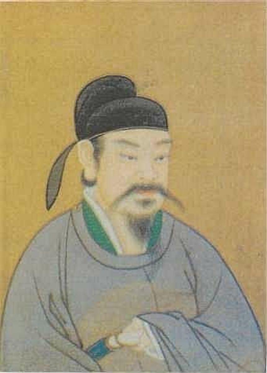 Tang Emperor - public domain