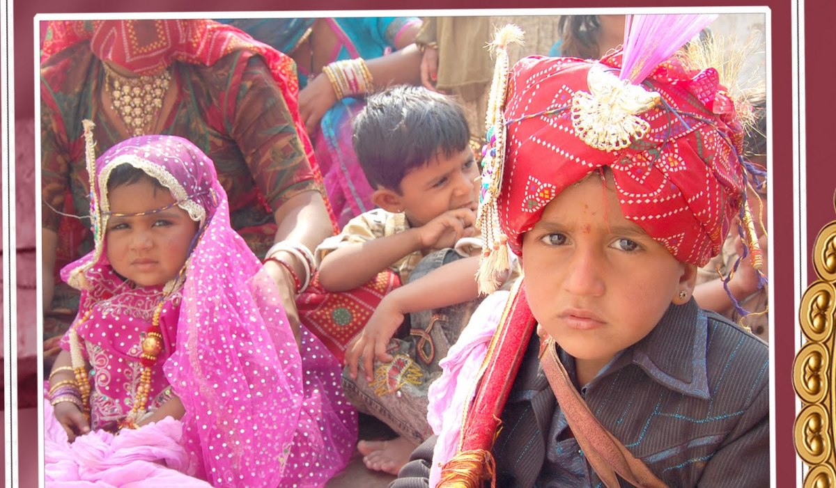 Child marriages - still practiced in many parts of the world, is it OK?