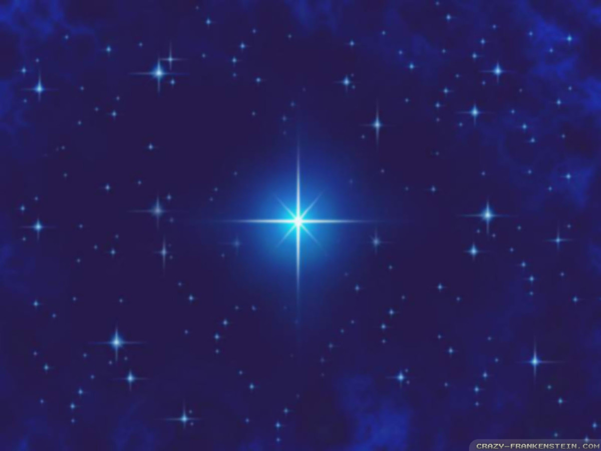 Is this the star to whom Frost was speaking?