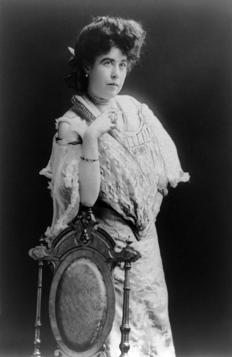 "Margaret ""Maggie"" Brown, better known as ""The Unsinkable Molly Brown"", was an American philanthropist and socialite.  She famously demanded that the crew of Lifeboat No. 6 return to the debris field to search for survivors of the Titanic sinking."