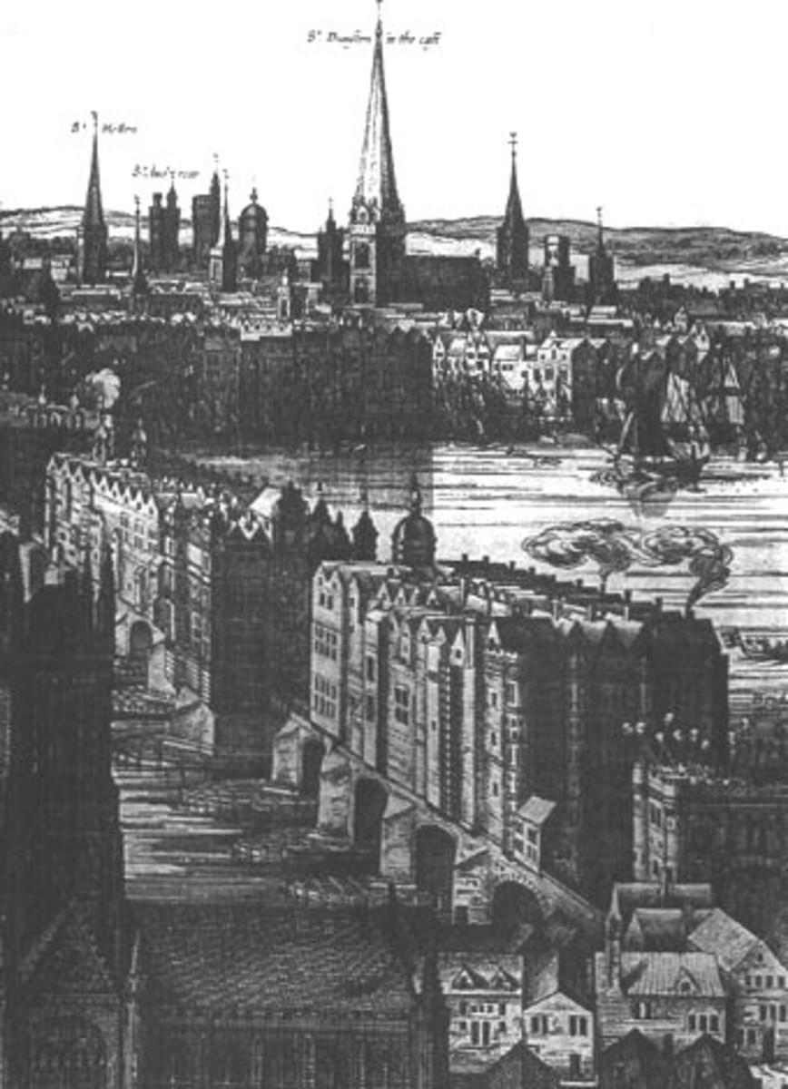 16th century London