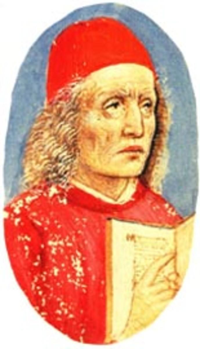 Marsilio Ficini - Renaissance philosopher