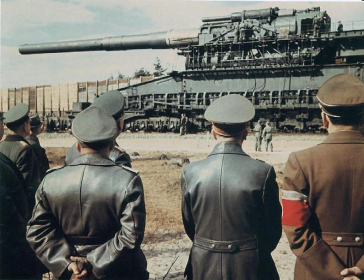 10 أسلحة عسكرية مرعبة لم يستخدمها «هتلر» كانت كفيلة باحتلاله للعالم 8186769_f520