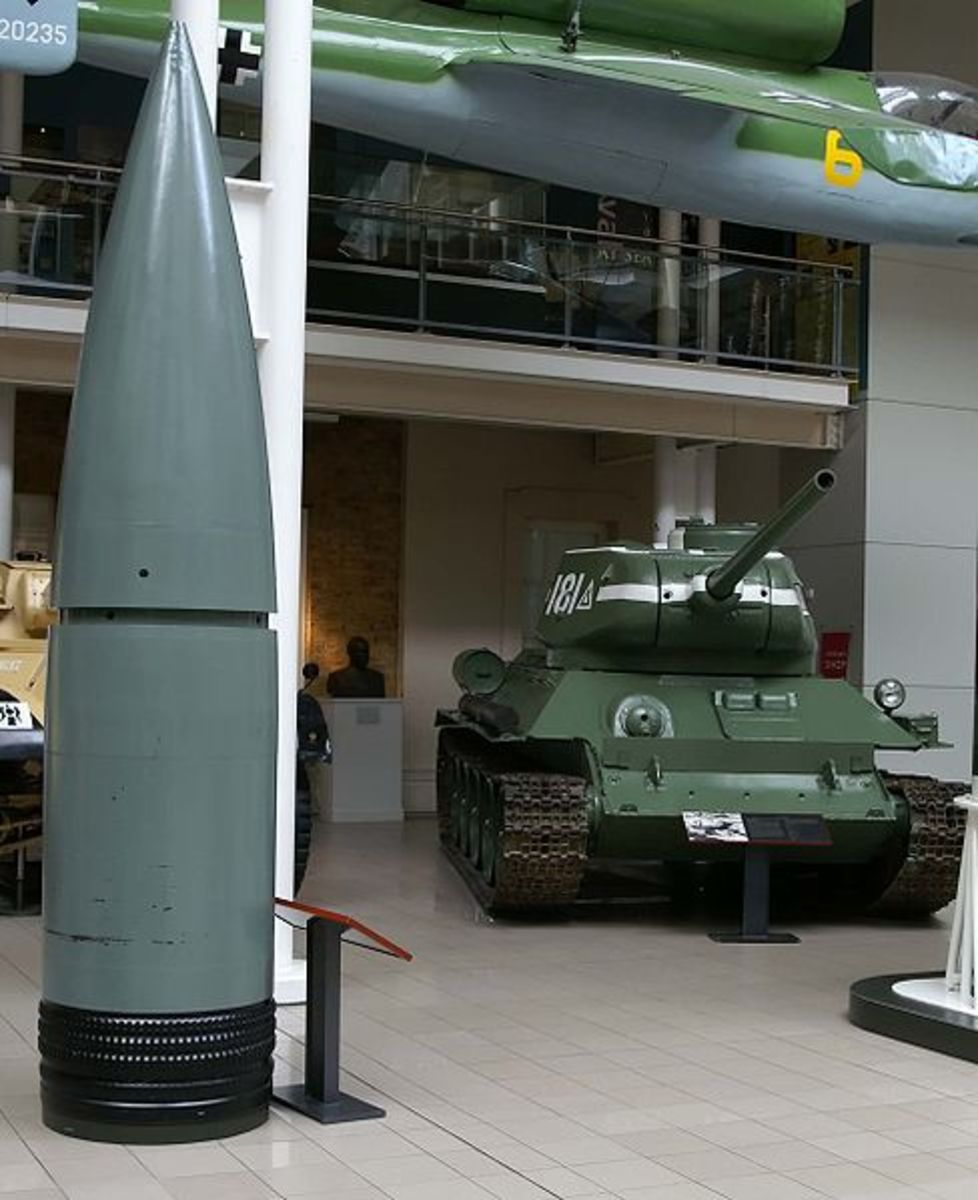 10 أسلحة عسكرية مرعبة لم يستخدمها «هتلر» كانت كفيلة باحتلاله للعالم 8186767_f520