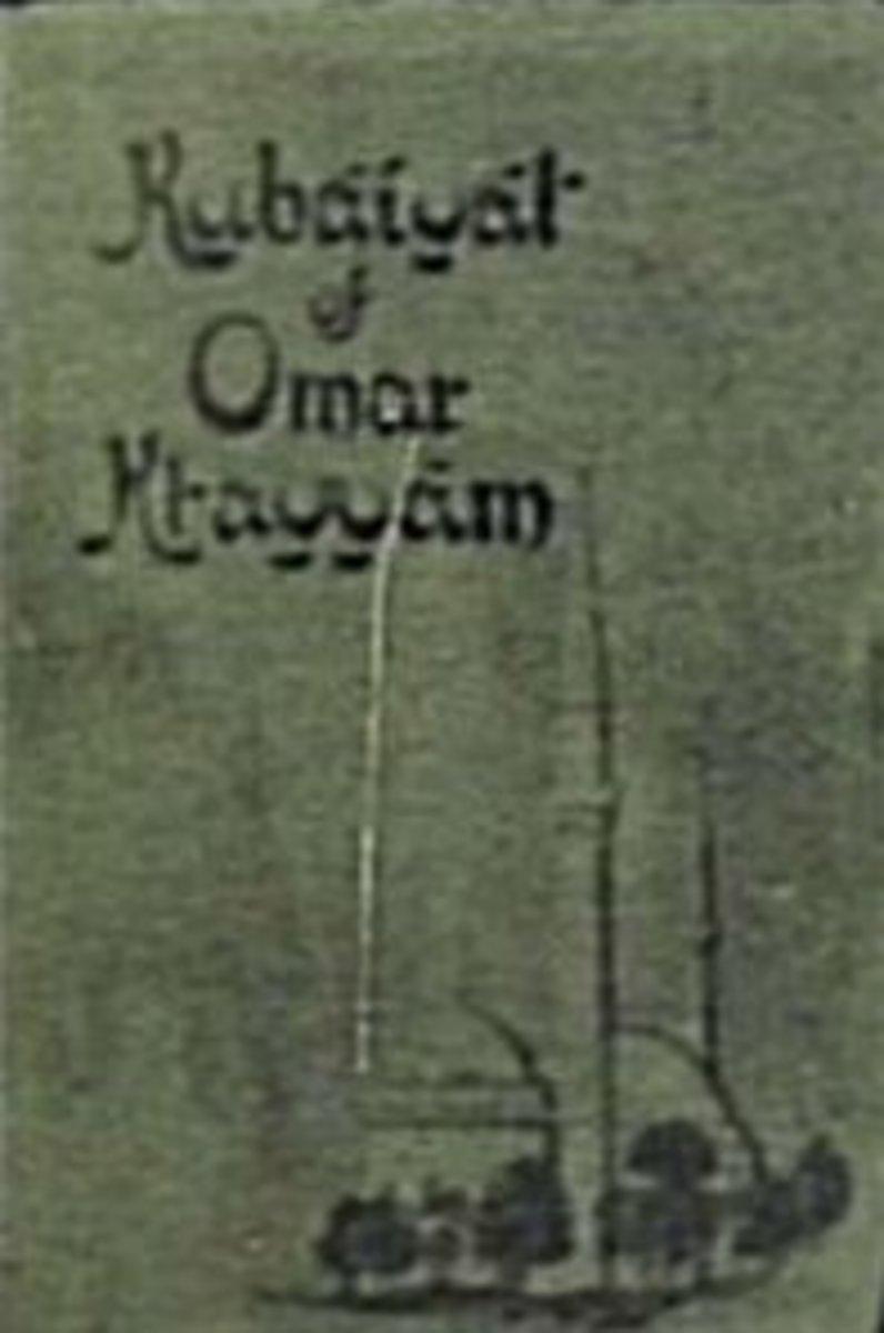 The Somerton Man's rare copy of The Rubaiyat.