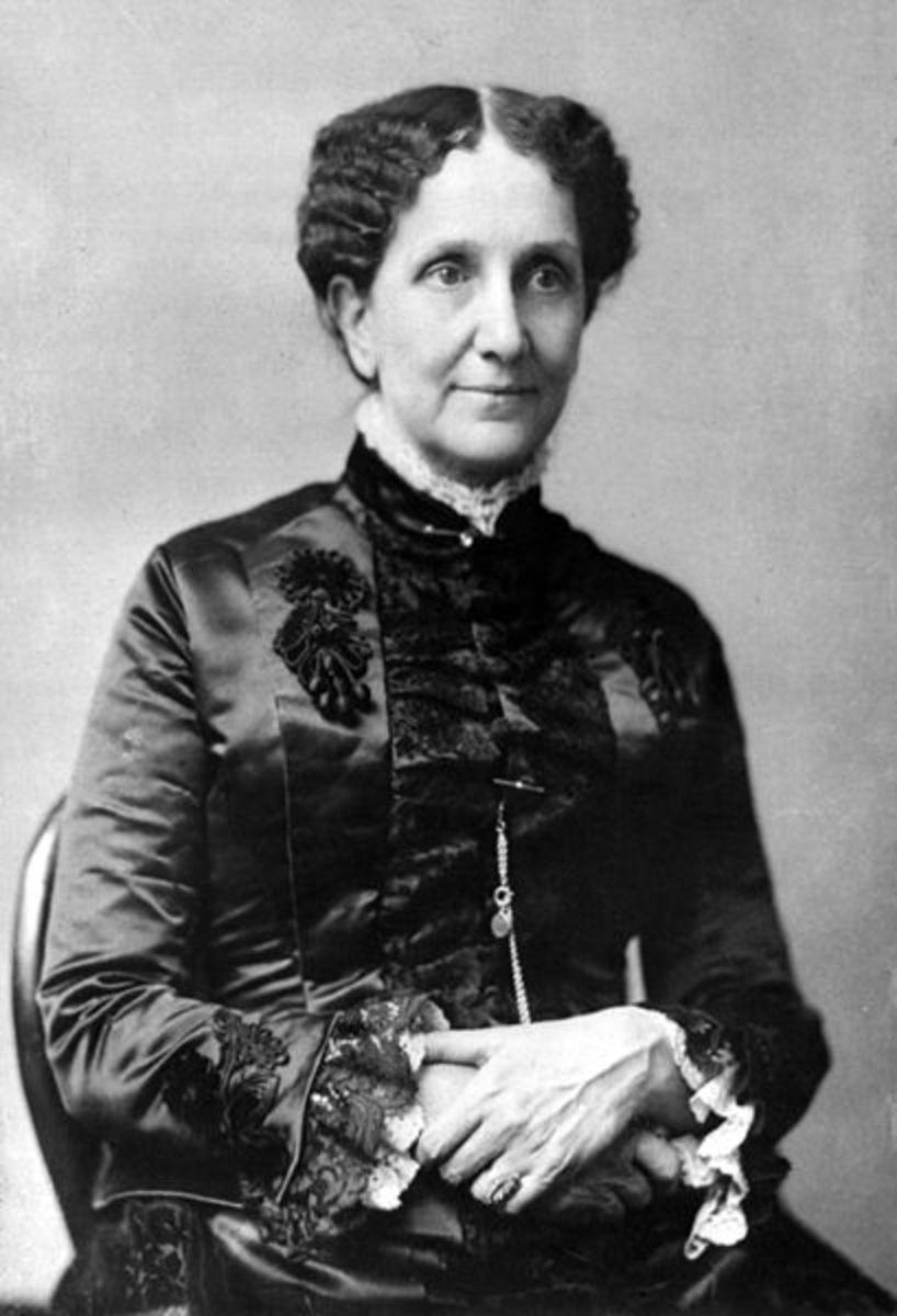 Photo of Mary Baker Eddy