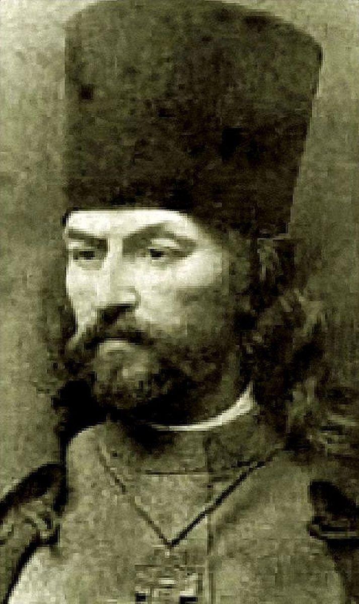 Father Gapon led the revolutionaries in an attempt to peacefully bring their demands to the tsar.