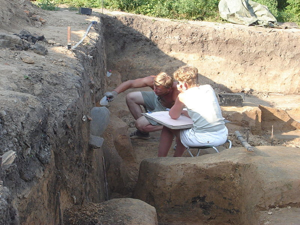 Historians uncover clues from the past to find out how our ancestors lived.