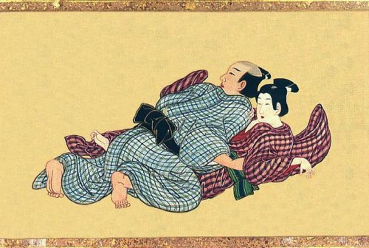 Ancient greek culture and homosexuality in japan