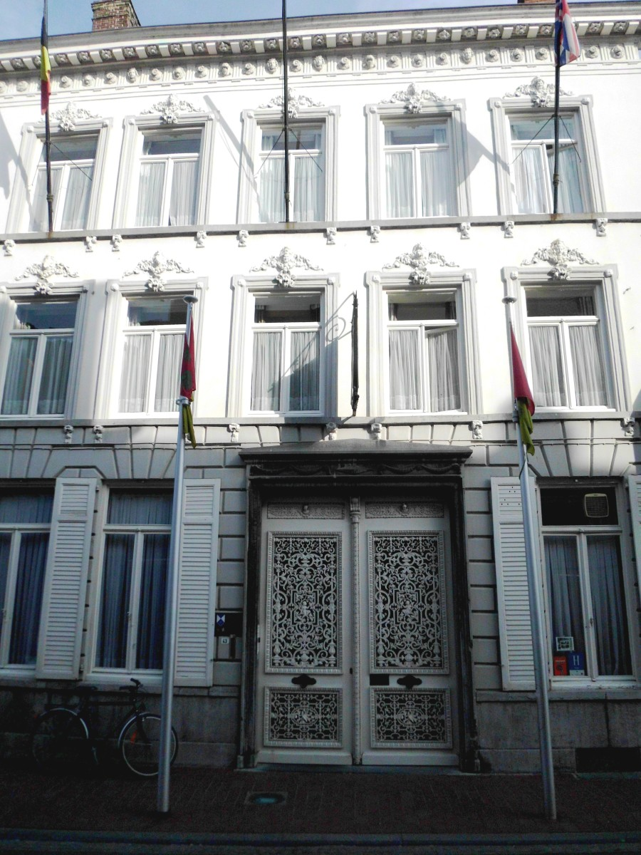 Talbot House - TocH - in Poperinge