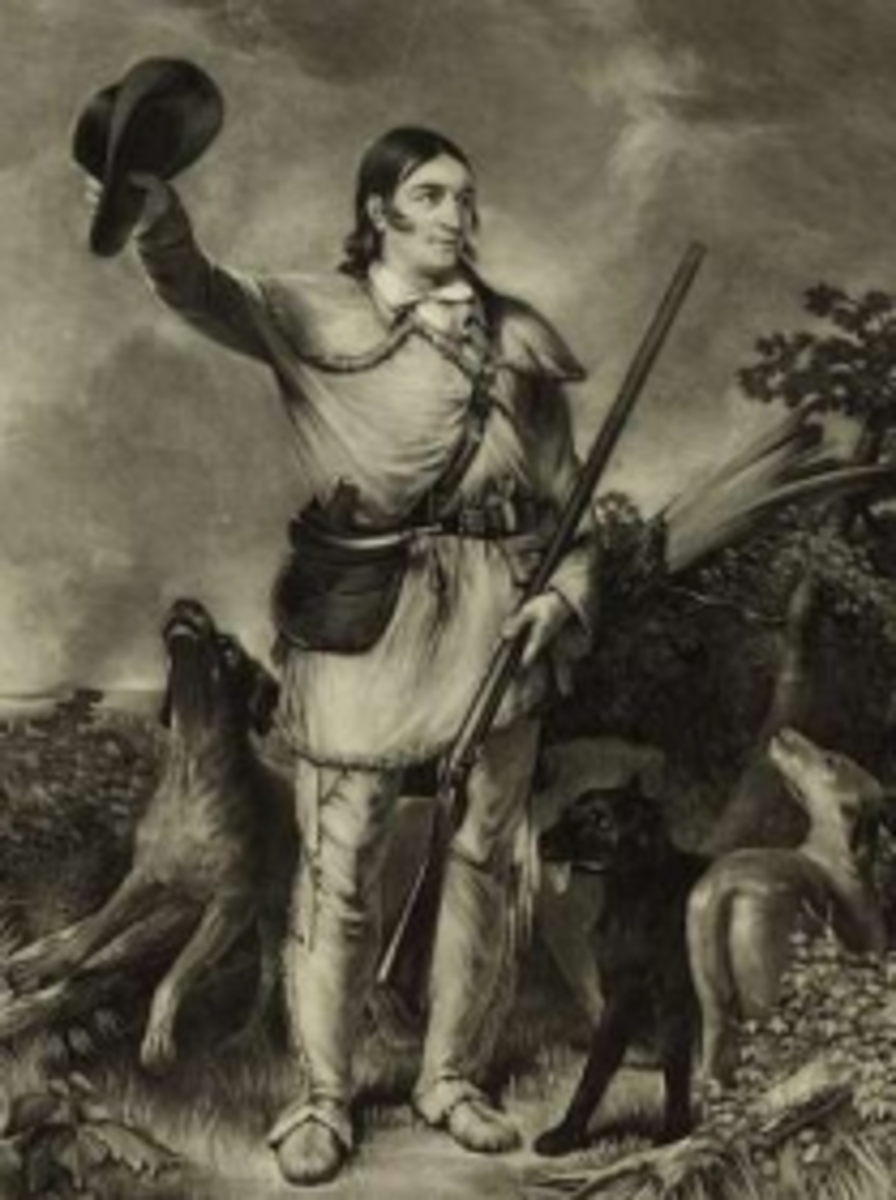 "1834, 'Head over heels' was first used in the ""Narrative of the Life of David Crockett"""
