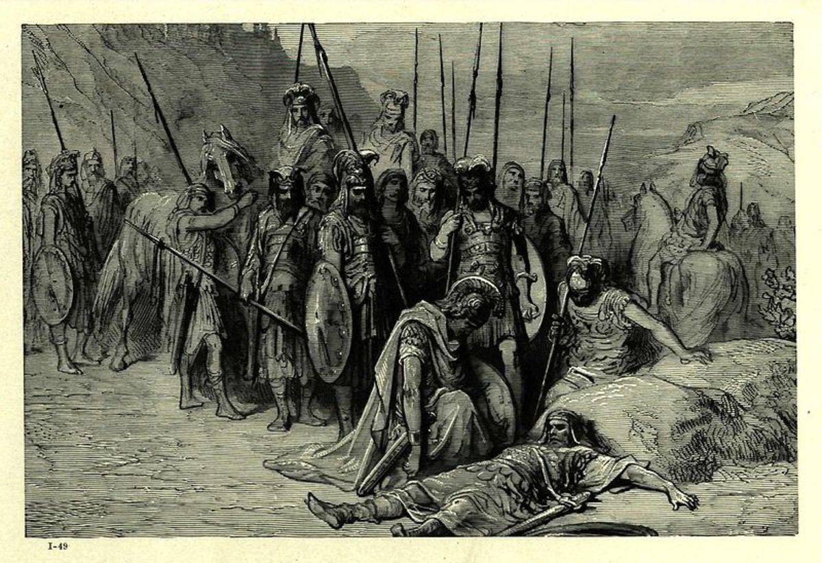Alexander Finds Darius